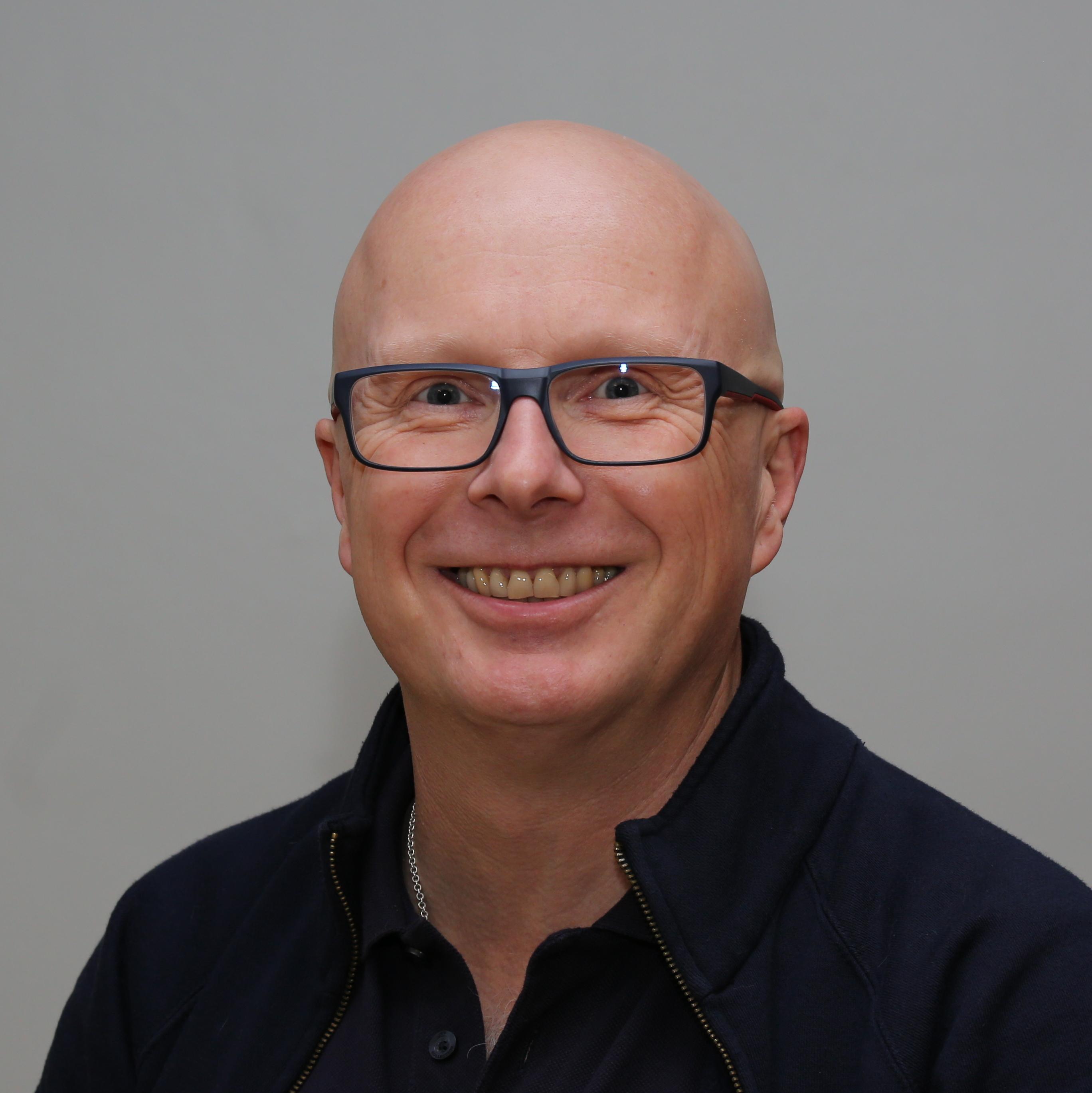 Portrait von Jens Pfeiffer